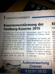 Lokalanzeiger Rheinbach